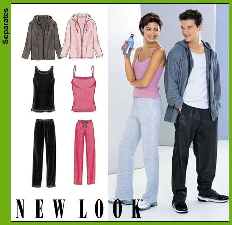 New Look 6142 Pattern