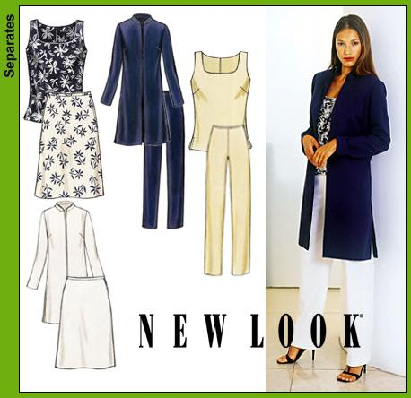 New Look 6163 Pattern