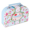 Blue Rose Stripe: Premium Sewing Kit in a Case