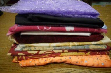Curtain Fabric Bundle