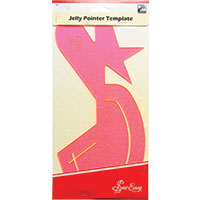 Jolly Pointer Quilting Template
