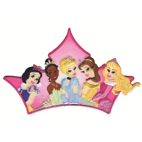 Large Princess Multi Disney Motif