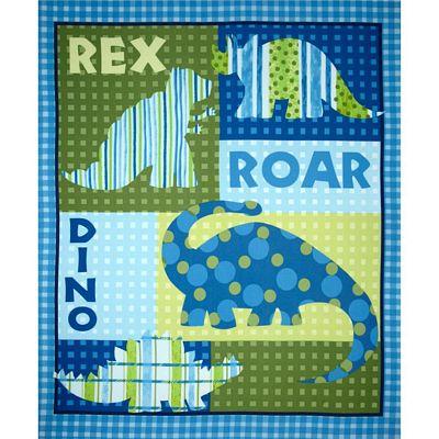 Roar Flannel Panel