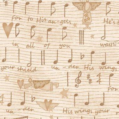 Angels Among Us Buggy Barn Musical Notes