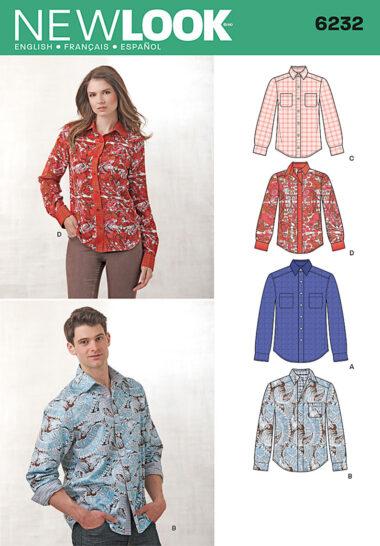 New Look 6232 Pattern