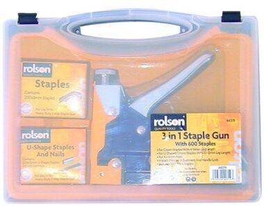 Rolston Staple Gun
