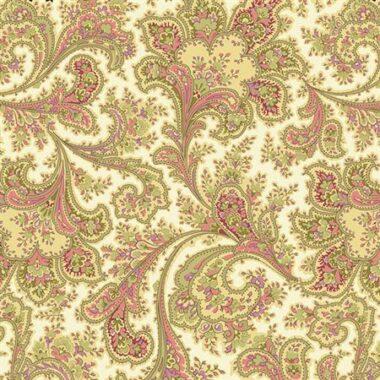 Rosemount E Vine Benartex Quilting Fabric