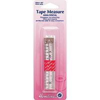 Analogical Tape Measure