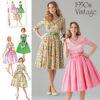 Simplicity 1459 Dress Sewing Pattern
