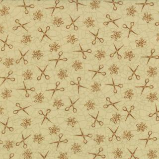 Moda Piecemakers Notions Patchwork Fabric