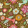 Lily P J Lantz Floral Fabric