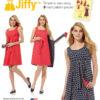 Simplicity 1356 Dress Sewing Pattern