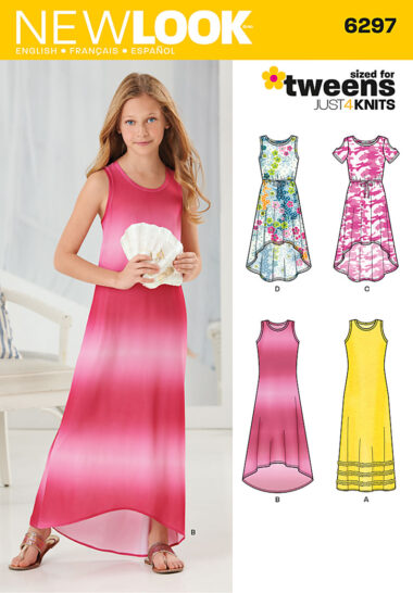 New Look 6297 Sewing Pattern