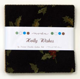 Holly Wishes Charm Pack Kansas Trouble ModaH