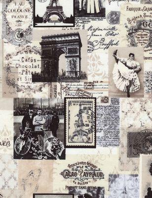 April In Paris Timeless Treasures