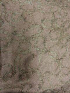 Boiled Rope Wool Coating Fabric