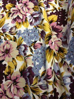 John Kaldor Florence Dress Jersey Fabric