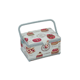 Patisserie Medium Sewing Basket