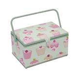 Extra Large Cupcake Sewing Basket
