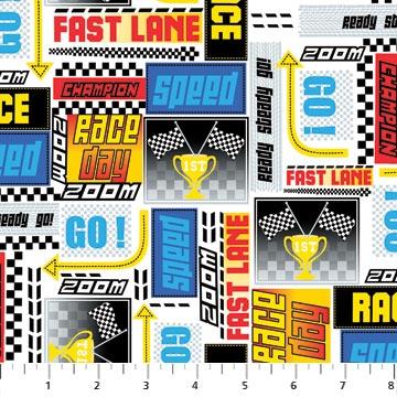 Speedway By Deborah Edwards Patch