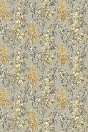 Sew Vintage Flowers Benartex