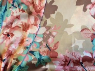 John Kaldor 3811 Satin Dress Fabric