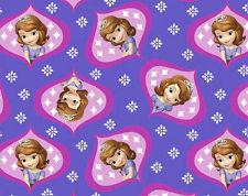 Disney Princess Sofia Ogee Fabric