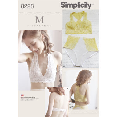 Simplicity 8228 Sewing Pattern