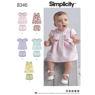Simplicity 8346 Sewing Pattern