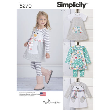 Simplicity 8270 Sewing Pattern