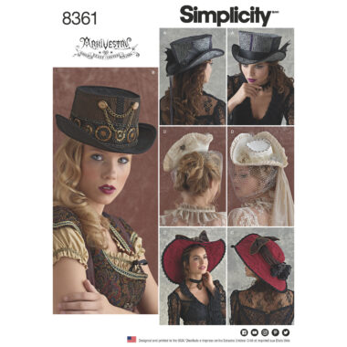 Simplicity 8361 Sewing Pattern
