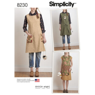 Simplicity 8230 Sewing Pattern