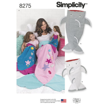 Simplicity 8275 Sewing Pattern