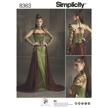 Simplicity 8363 Sewing Pattern