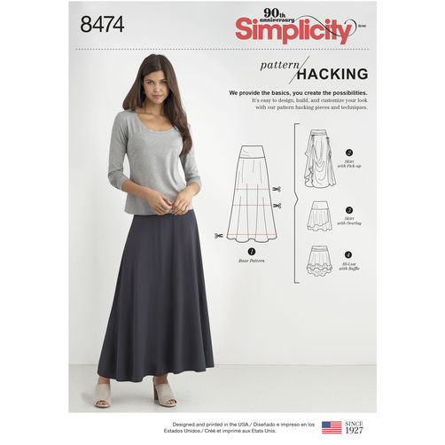 Simplicity 8474 Sewing Pattern