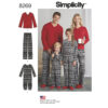 Simplicity 8269 Sewing Pattern