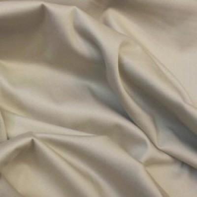 Stretch Sateen Dress Cotton