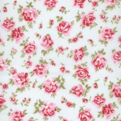 Rosalea Cotton Poplin Fabric Collection