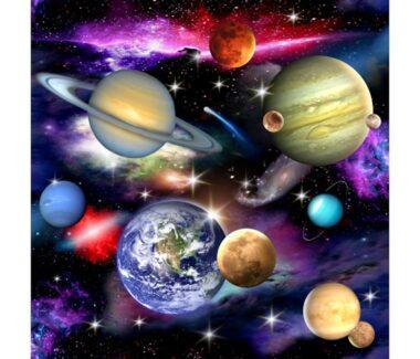 Elizabeths Studio in Space Planets