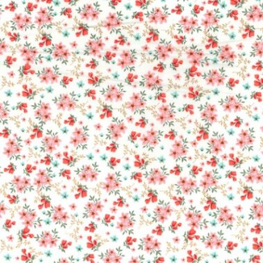 Delilah Rose and Hubble Cotton Fabric