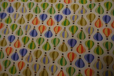Hot Air Balloons Cotton Collection