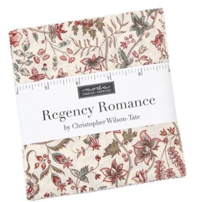 Regency Romance Charm Pack Moda Fabric