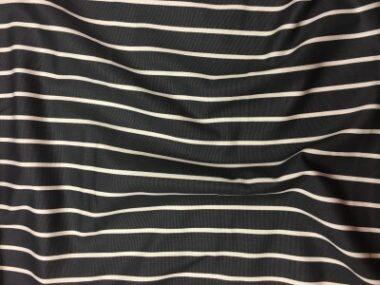 Cotton Duck Stripe Canvas Fabric