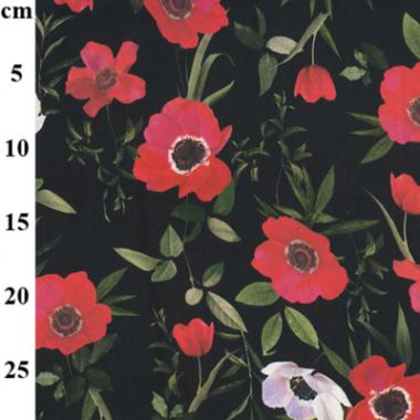 Luna Silky Satin Dress Fabric