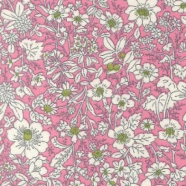 Morris Rose and Hubble Cotton Poplin Collection