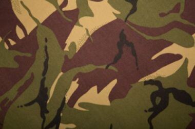 Camouflage Cotton Drill Collection