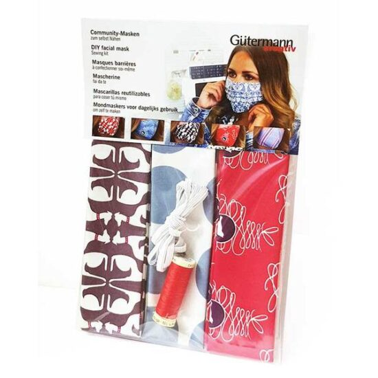 Guterman Face Mask Kit