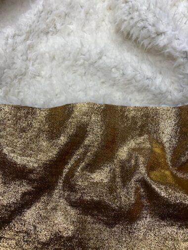 Foil Backed Soft Sherpa Fur