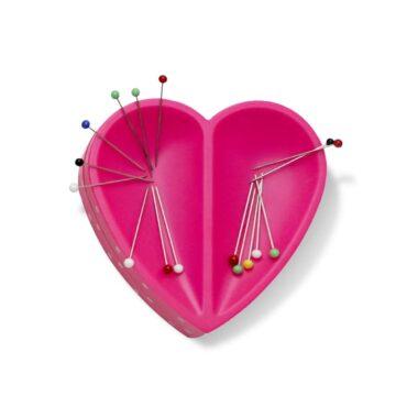 Magnetic pin cushion Heart, Prym Love
