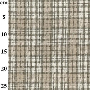 Riseborough Wool Mix Check John Louden
